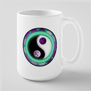 Glowing Zen Large Mug