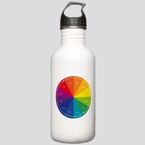 The Color Wheel Stainless Water Bottle 1.0L