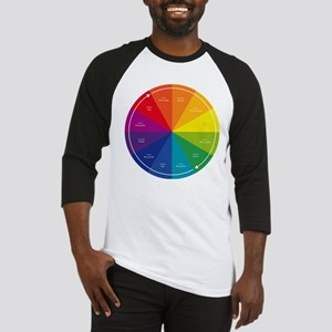 The Color Wheel Baseball Jersey