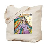 Boomerish: Let Your Sunshine In Tote Bag