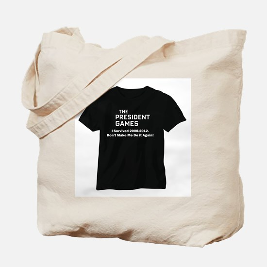 THE PRESIDENTS GAMES T SHIRTS Tote Bag