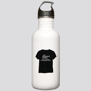 THE PRESIDENTS GAMES T SHIRTS Stainless Water Bott