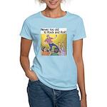 Air guitar Women's Light T-Shirt