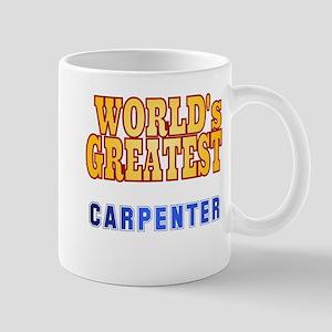 World's Greatest Carpenter Mug
