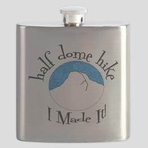 Half Dome Hike I Made It! Flask