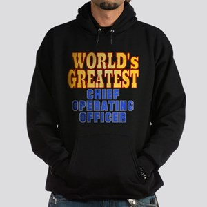 World's Greatest Chief Operating Officer Hoodie (d