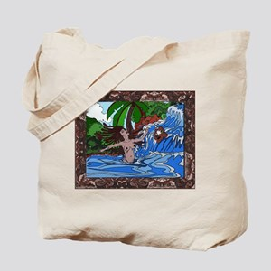 JamaicanWaterfall Tote Bag