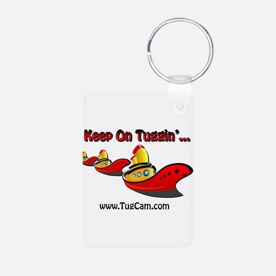 Keep on Tuggin' Keychains