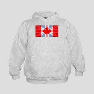 UK/Canada Kids Hoodie