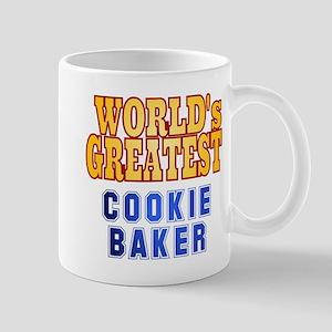 World's Greatest Cookie Baker Mug