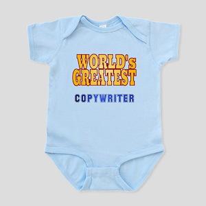 World's Greatest Copywriter Infant Bodysuit
