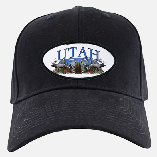 Utah Big Game Baseball Hat