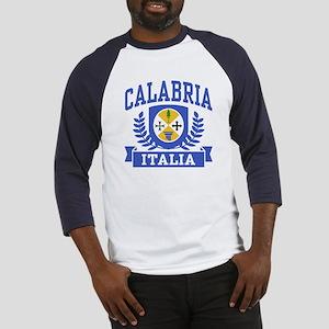 Calabria Italia Coat of Arms Baseball Jersey