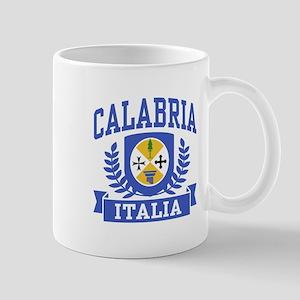 Calabria Italia Coat of Arms Mug