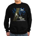 Ghost Orchid Dark Sweatshirt