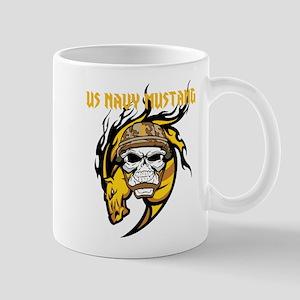US Navy Mustang Mug
