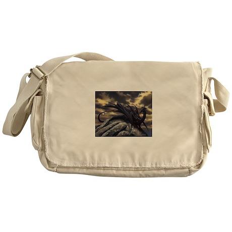 alex-dragon Messenger Bag