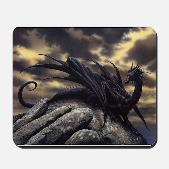 alex-dragon Mousepad