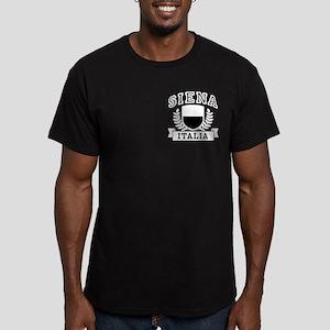 Siena Italia Men's Fitted T-Shirt (dark)