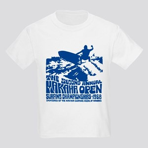 Makaha Surfing 1968 Kids Light T-Shirt