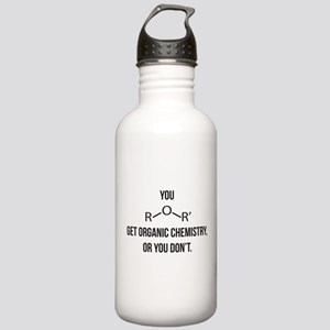 Ether You Get OChem... Stainless Water Bottle 1.0L