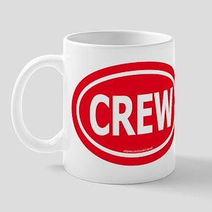 CREW Euro Mug