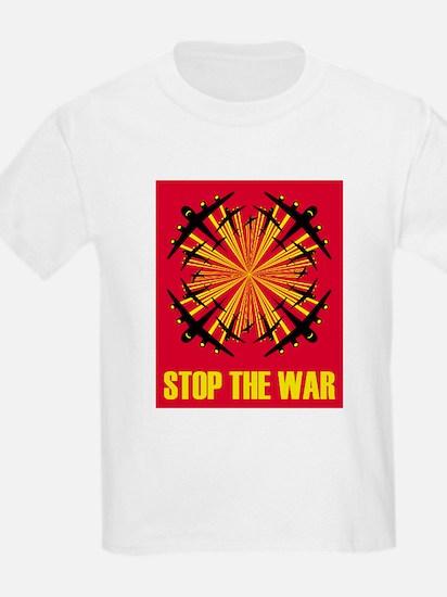 Stop the war! #1 Kids T-Shirt