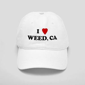 I Love WEED Cap