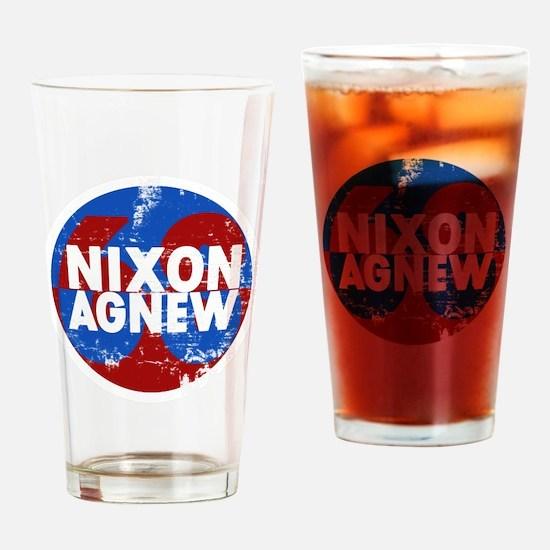 Unique Richard nixon Drinking Glass