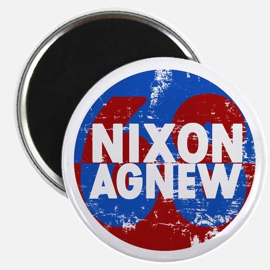 Cute President nixon Magnet
