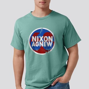 Nixon Agnew '68 Mens Comfort Colors Shirt
