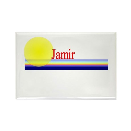 Jamir Rectangle Magnet (10 pack)