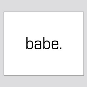 Babe Small Poster