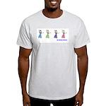 PB Ash Grey T-Shirt
