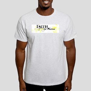 New 2012 Faith in Motion Team T-Shirt