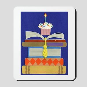 Birthday Book Mousepad