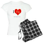 I heart TD Women's Light Pajamas