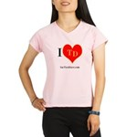I heart TD Performance Dry T-Shirt