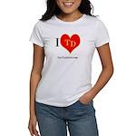 I heart TD Women's T-Shirt