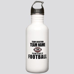 Your Team Personalized Fantasy Football Stainless
