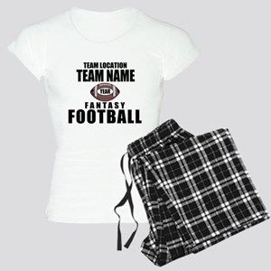 Your Team Personalized Fantasy Football Women's Li