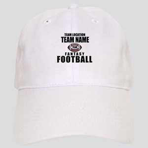 Your Team Personalized Fantasy Football Cap