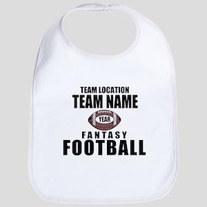 Your Team Personalized Fantasy Football Bib