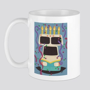 RV Birthday Mug