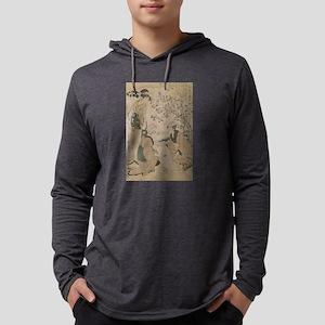 Number one - Utamaro Kitagawa - 1799 Mens Hooded S