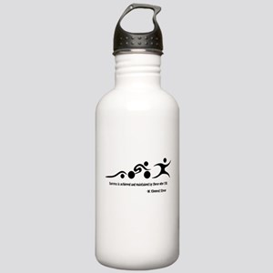 Triathlon Stainless Water Bottle 1.0L