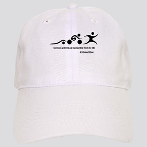Triathlon baseball hat Cap