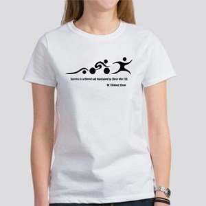 Triathlon T-Shirt Women's T-Shirt
