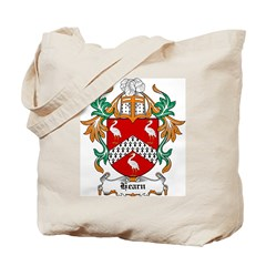 Hearn Coat of Arms Tote Bag