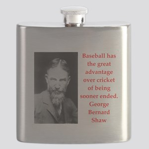 george bernard shaw quote Flask
